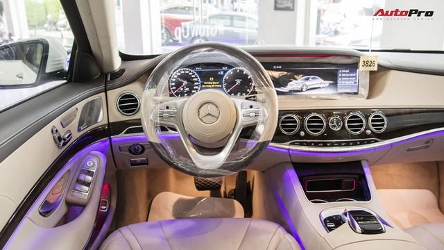 Khám phá Mercedes-Benz S 450 L 2018 tại đại lý trước ngày chính thức ra mắt khách Việt - Ảnh 2.