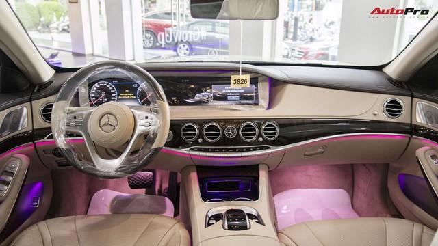 Khám phá Mercedes-Benz S 450 L 2018 tại đại lý trước ngày chính thức ra mắt khách Việt - Ảnh 10.