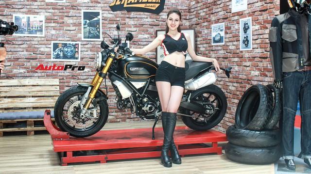 Ducati Scrambler 1100 ra mắt Việt Nam, giá từ 448 triệu đồng