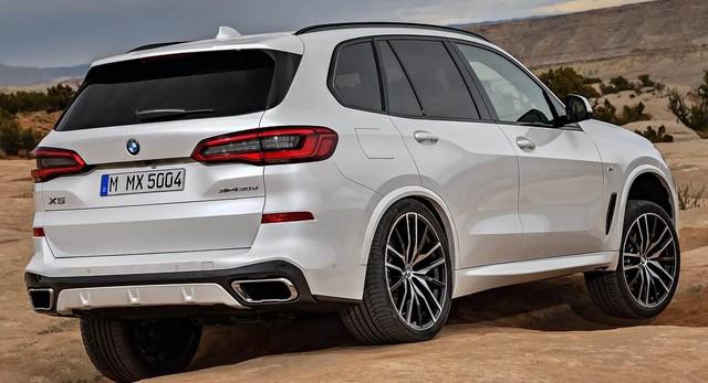 BMW X5 2019 thay đổi thế nào so với người tiền nhiệm? - Ảnh 8.