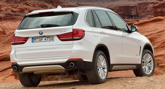 BMW X5 2019 thay đổi thế nào so với người tiền nhiệm? - Ảnh 7.