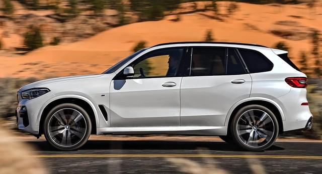BMW X5 2019 thay đổi thế nào so với người tiền nhiệm? - Ảnh 6.