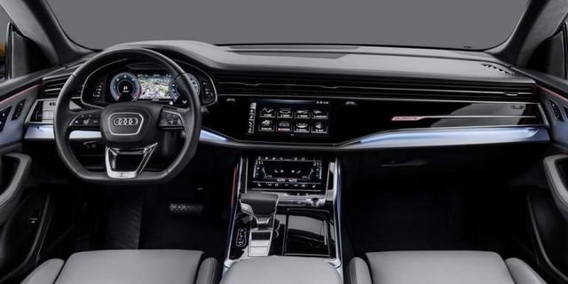 Audi Q8 vs BMW X6 vs Mercedes-Benz GLE: Đâu là lựa chọn xứng đáng? - Ảnh 13.