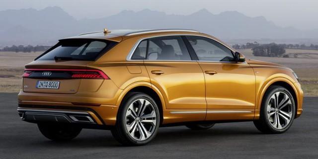 Audi Q8 vs BMW X6 vs Mercedes-Benz GLE: Đâu là lựa chọn xứng đáng? - Ảnh 10.