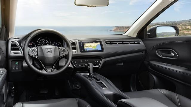 Honda HR-V được cho là về Việt Nam, sẽ cạnh tranh Ford EcoSport? - Ảnh 2.