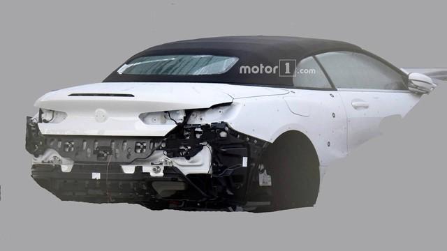 BMW 8-Series mui trần xuất hiện ngoài phố - Ảnh 2.