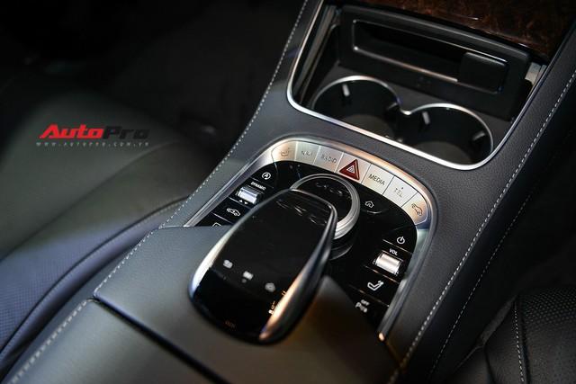 Cảm nhận nhanh phiên bản rẻ nhất của Mercedes-Benz S-Class 2018 tại Việt Nam - Ảnh 10.