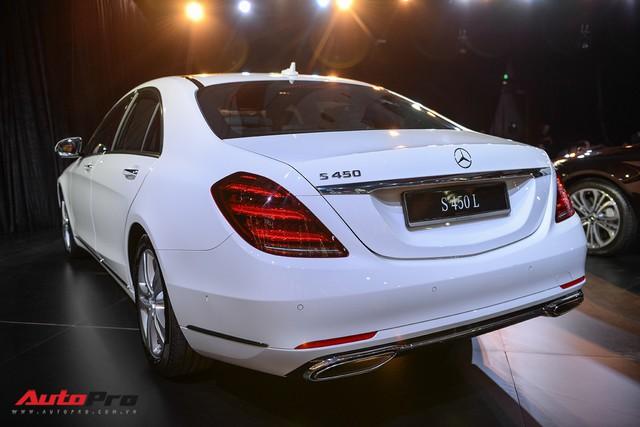Cảm nhận nhanh phiên bản rẻ nhất của Mercedes-Benz S-Class 2018 tại Việt Nam - Ảnh 5.