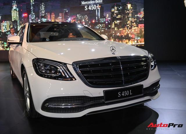 Cảm nhận nhanh phiên bản rẻ nhất của Mercedes-Benz S-Class 2018 tại Việt Nam - Ảnh 3.
