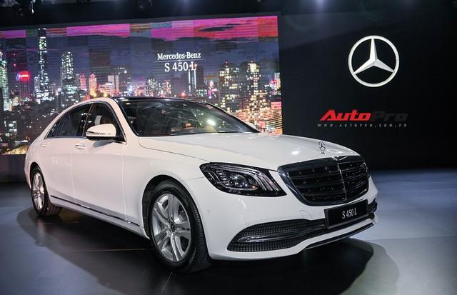 Cảm nhận nhanh phiên bản rẻ nhất của Mercedes-Benz S-Class 2018 tại Việt Nam - Ảnh 2.