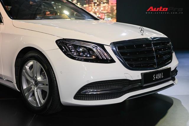 Cảm nhận nhanh phiên bản rẻ nhất của Mercedes-Benz S-Class 2018 tại Việt Nam - Ảnh 4.