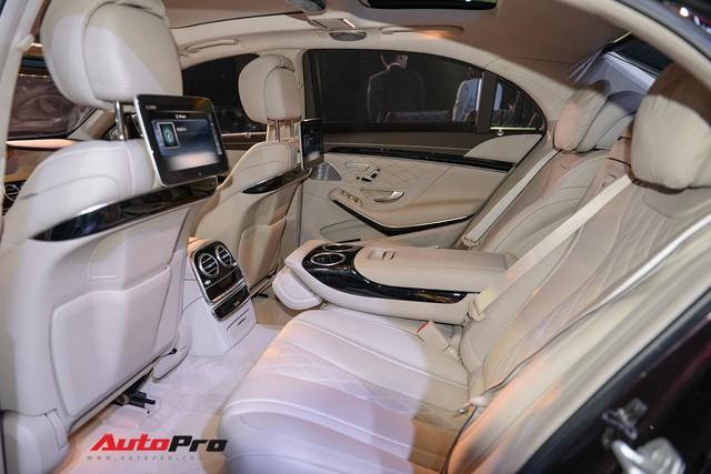 Bỏ thêm 560 triệu đồng, người dùng Mercedes-Benz S 450 L Luxury nhận được thêm gì so với bản tiêu chuẩn? - Ảnh 6.