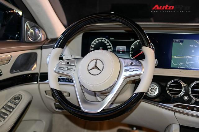 Bỏ thêm 560 triệu đồng, người dùng Mercedes-Benz S 450 L Luxury nhận được thêm gì so với bản tiêu chuẩn? - Ảnh 8.