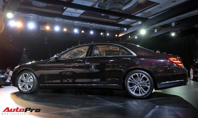 Bỏ thêm 560 triệu đồng, người dùng Mercedes-Benz S 450 L Luxury nhận được thêm gì so với bản tiêu chuẩn? - Ảnh 1.