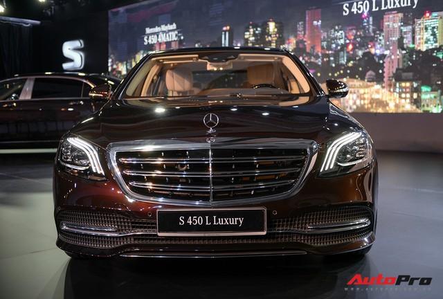Bỏ thêm 560 triệu đồng, người dùng Mercedes-Benz S 450 L Luxury nhận được thêm gì so với bản tiêu chuẩn? - Ảnh 10.