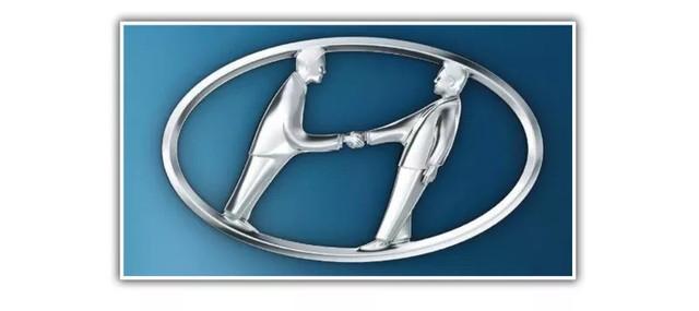 Trông đơn giản nhưng ý nghĩa ẩn đằng sau logo Hyundai không phải ai cũng biết - Ảnh 1.