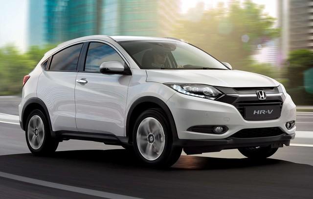 Honda HR-V được cho là về Việt Nam, sẽ cạnh tranh Ford EcoSport? - Ảnh 1.