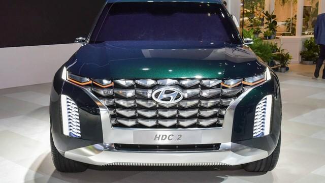 Hyundai giới thiệu SUV 7 chỗ lớn hơn Santa Fe, cạnh tranh Toyota Prado - Ảnh 3.