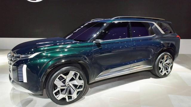 Hyundai giới thiệu SUV 7 chỗ lớn hơn Santa Fe, cạnh tranh Toyota Prado - Ảnh 5.