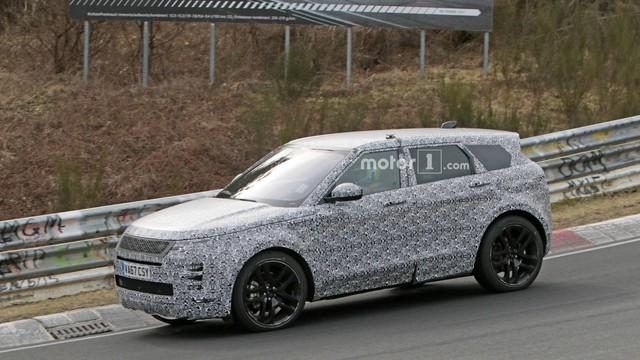 Quá ế ẩm, Range Rover Evoque 3 cửa bị khai tử trên toàn cầu - Ảnh 1.
