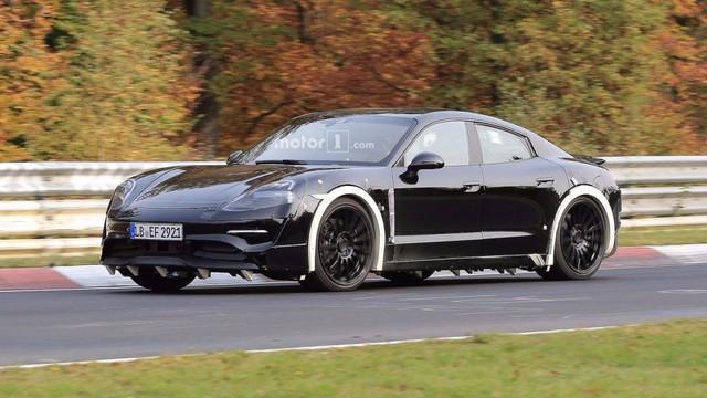 Những điều cần biết về Taycan - sedan hoàn toàn mới của Porsche - Ảnh 8.