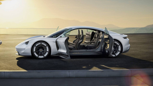Những điều cần biết về Taycan - sedan hoàn toàn mới của Porsche - Ảnh 3.