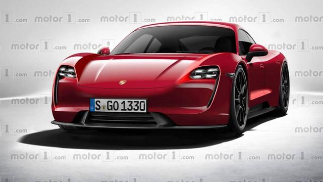 Những điều cần biết về Taycan - sedan hoàn toàn mới của Porsche - Ảnh 4.