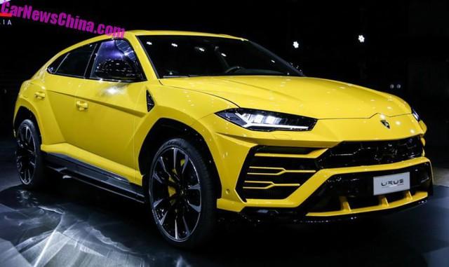 Hàng nhái của Lamborghini Urus bắt đầu lăn bánh trên phố - Ảnh 2.
