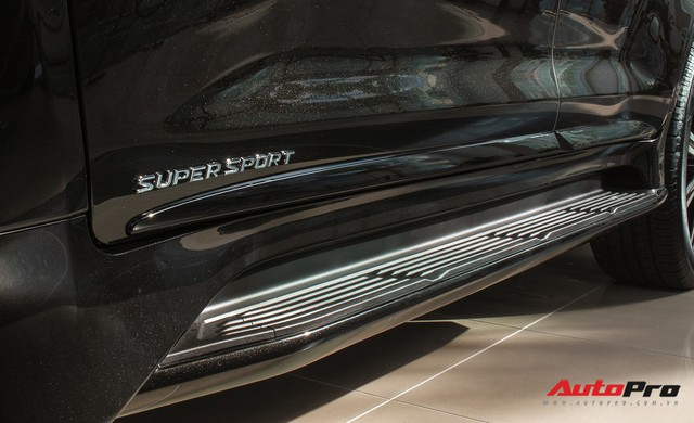 Lexus LX570 Super Sport 2018 trị giá gần 11 tỷ đồng của đại gia Thanh Hóa - Ảnh 9.