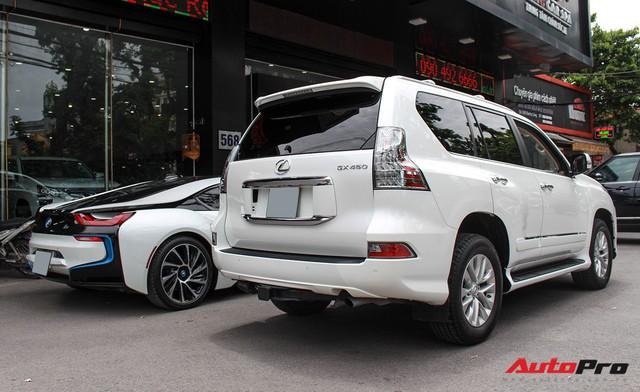 Lexus GX460 2015 lăn bánh 25.000km được chào bán lại giá 3,8 tỷ đồng - Ảnh 5.
