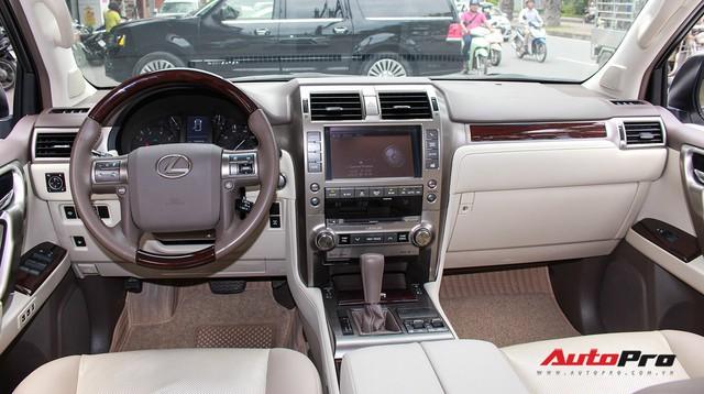 Lexus GX460 2015 lăn bánh 25.000km được chào bán lại giá 3,8 tỷ đồng - Ảnh 7.