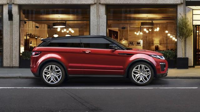 Quá ế ẩm, Range Rover Evoque 3 cửa bị khai tử trên toàn cầu