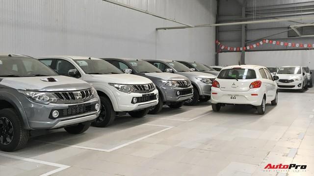 Loạt xe nhập khẩu 2018 của Mitsubishi chốt lịch mở bán tại Việt Nam với giá giảm hơn trước - Ảnh 1.