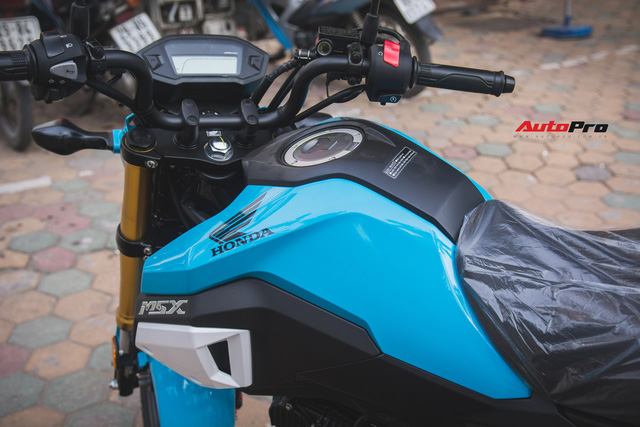 Ảnh thực tế Honda MSX 125 màu mới tại đại lý - Ảnh 3.