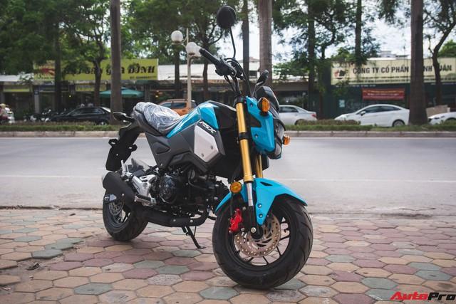 Ảnh thực tế Honda MSX 125 màu mới tại đại lý - Ảnh 5.