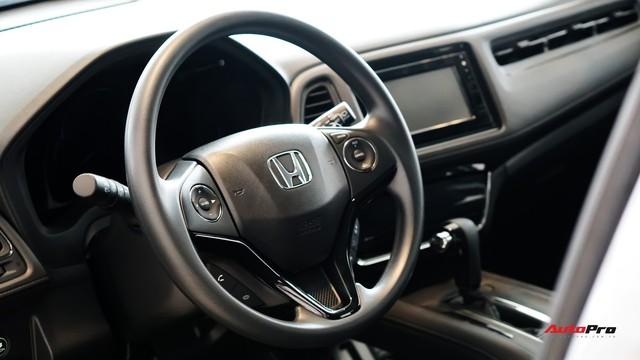 Trải nghiệm nhanh Honda HR-V vừa về đại lý, đấu Ford EcoSport bằng giá dưới 900 triệu đồng - Ảnh 12.