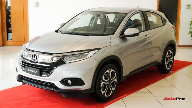 Trải nghiệm nhanh Honda HR-V vừa về đại lý, đấu Ford EcoSport bằng giá dưới 900 triệu đồng - Ảnh 2.