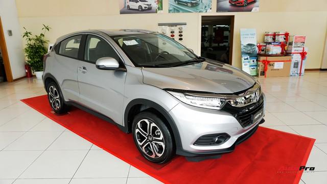 Trải nghiệm nhanh Honda HR-V vừa về đại lý, đấu Ford EcoSport bằng giá dưới 900 triệu đồng - Ảnh 23.