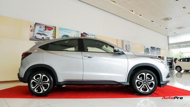 Trải nghiệm nhanh Honda HR-V vừa về đại lý, đấu Ford EcoSport bằng giá dưới 900 triệu đồng - Ảnh 5.