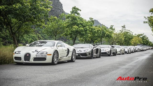 Bugatti Veyron sẽ trở lại hành trình xuyên Việt sau khi bảo dưỡng với chi phí hàng tỷ đồng - Ảnh 1.