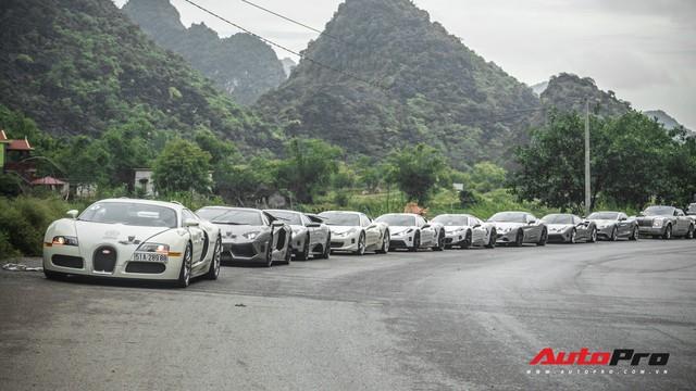 Khép lại Hành trình từ trái tim: Những con số kỷ lục của siêu xe tại Việt Nam - Ảnh 10.
