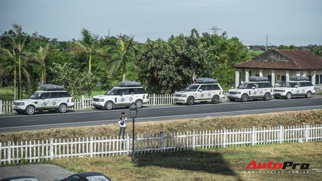 Hôm nay, đoàn xe Trung Nguyên xuyên Việt đặt chân tới thủ đô Hà Nội - Ảnh 9.