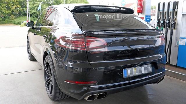 Lộ thêm nhiều ảnh chi tiết Cayenne Coupe - SUV đỉnh cao nhất của Porsche - Ảnh 3.