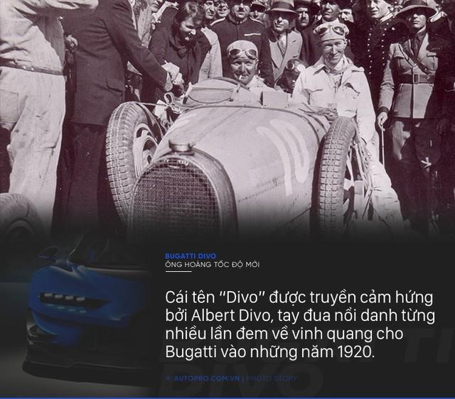 [Photo Story] 8 điều đặc biệt về Bugatti Divo - Ông hoàng tốc độ mới đắt gấp rưỡi Chiron - Ảnh 1.