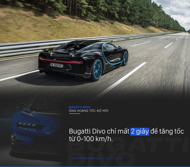 [Photo Story] 8 điều đặc biệt về Bugatti Divo - Ông hoàng tốc độ mới đắt gấp rưỡi Chiron - Ảnh 7.