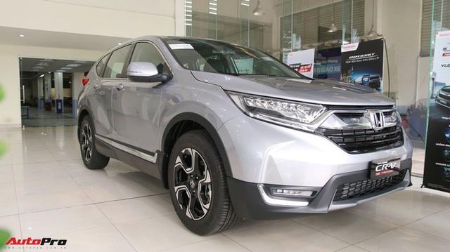 Honda CR-V hết đơn hàng 2018, khách Việt phải đợi tới năm sau - Ảnh 2.