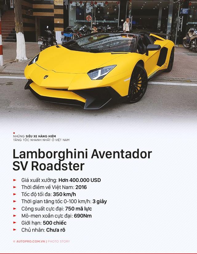 Ngoài Bugatti Veyron thì những siêu xe hàng hiếm nào tăng tốc nhanh nhất Việt Nam? - Ảnh 5.