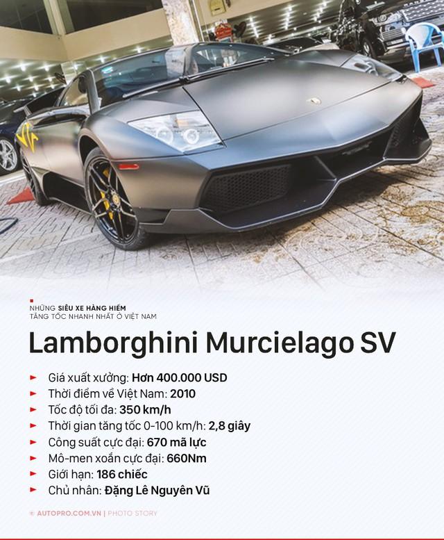 Ngoài Bugatti Veyron thì những siêu xe hàng hiếm nào tăng tốc nhanh nhất Việt Nam? - Ảnh 3.