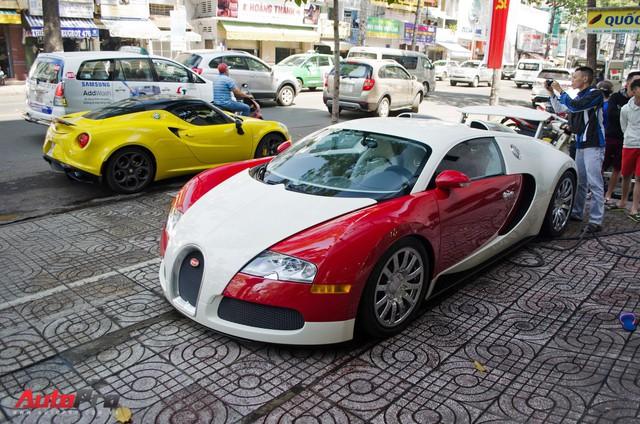 Bugatti Veyron chính thức dừng hành trình xuyên Việt, sắp lên xe chuyên dụng để về Sài Gòn bảo dưỡng - Ảnh 1.