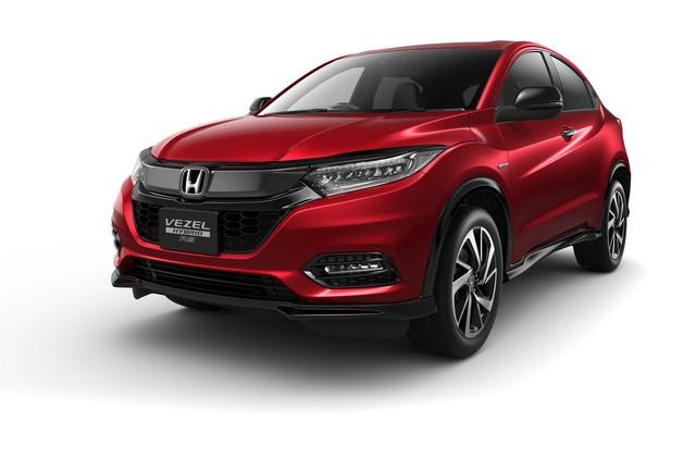 Chưa bán tại Việt Nam, Honda HR-V đã chạy thử phiên bản mới - Ảnh 1.